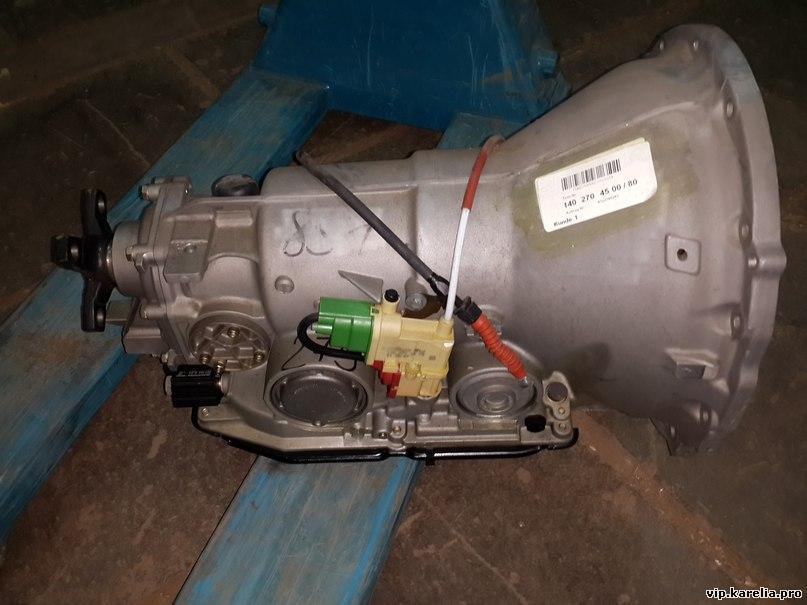 АКПП Мерседес 722.3 для S600/140 восстановленная